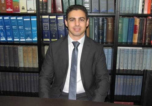 Oded Rabin, Associate